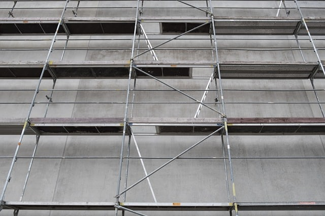 scaffold company o-licence loss